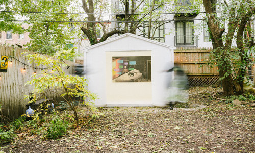 Practice: A Visit to the Gallery of Loney Abrams and Johnny Stanish