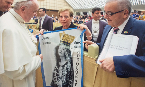 Pratt Alumnus Anthony D'Urso Honored by Pope Francis for Hiding Jews from the Nazis