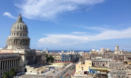 Changes in US-Cuba Relations Inspire New Pratt Academic Initiatives and Travel to Cuba