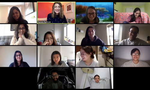 As More of Our Interactions Become Virtual, Students Explore the Emotional Impact of Technology