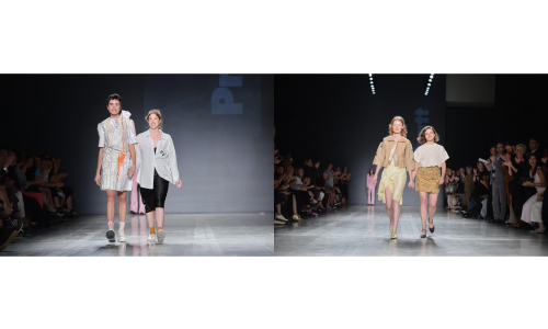 "Pratt Shows: Fashion Wows a Packed Spring Studios with Student Runway Show ""Diversiform"""