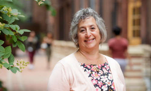 Dr. Helen Matusow-Ayres to Retire as Vice President for Student Affairs in June 2021