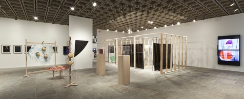Whitney Biennial Features Work of Pratt-Affiliated Artists