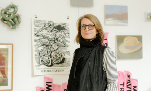 Guggenheim Fellowship Awarded to Chair of Fine Arts Jane South