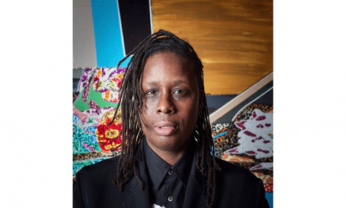 NY Times Features Alumna Mickalene Thomas and How She Uses Artistic Success for Positive Change