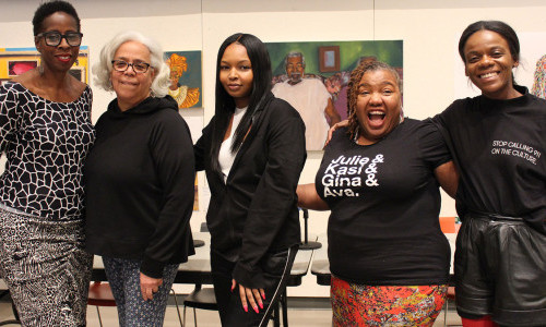 """The Black Lives Matter Pratt 2020 Teach-In Examines """"In/Visibility"""" in a Day of Dialogue"""