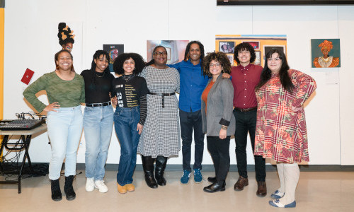 Pratt's Office of Diversity, Equity & Inclusion: A Look at Two Years of Collaborative Action