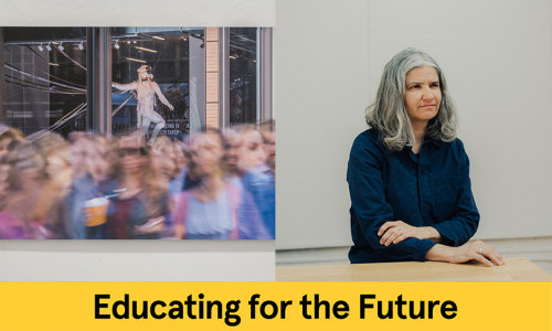 Educating for the Future: Photography Chair Shannon Ebner