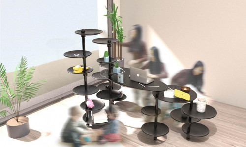 Industrial Design Students Envision Solutions for a More Flexible Work-from-Home Future