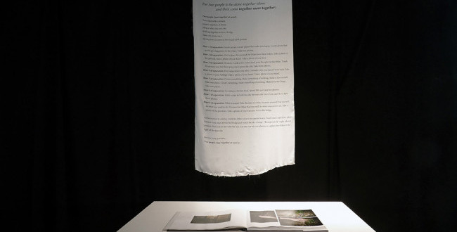 Crit: Student Work Explores Intimacy Over Distance