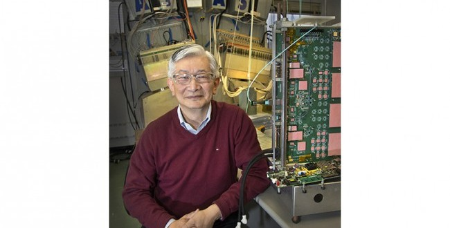 Physicist Helio Takai Named Chair of Mathematics and Science Department