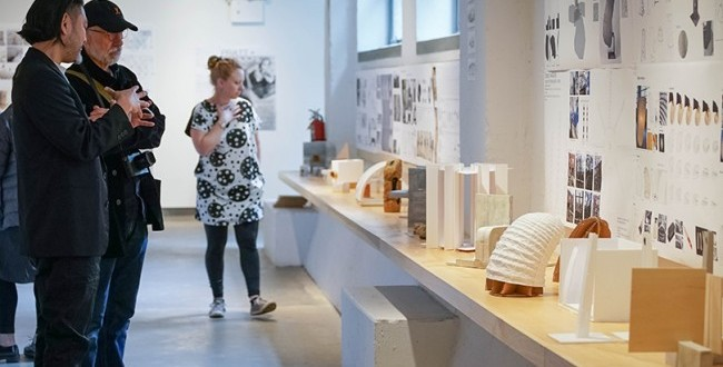 Noguchi Museum Showcases Work by Interior Design Students in Fourth Annual Exhibition