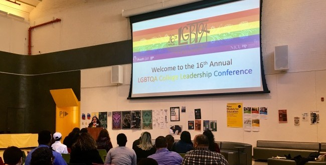 Pratt Institute Hosts 16th Annual LGBTQA College Leadership Conference