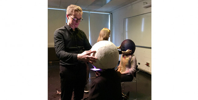 From Scented Orbs to Imaginary Worlds: Students Expand Horizons in New Pratt Integrative Courses