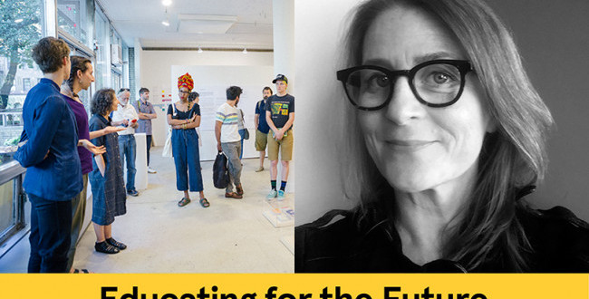 Educating for the Future: Fine Arts Chair Jane South