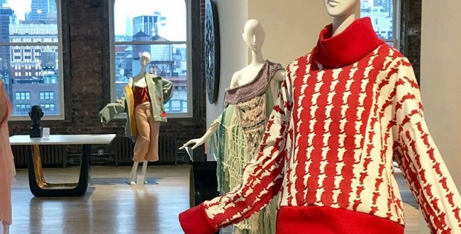 Pratt Participates in New York Fashion Week 2018 with Curated Showcases of Work