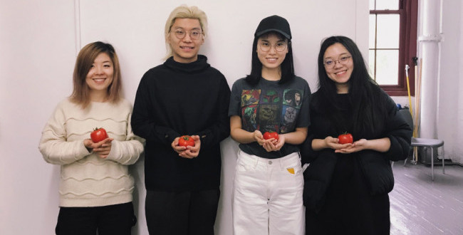 Adaptations in Nature Inspire Students in Award-Winning Design to Reduce Food Waste