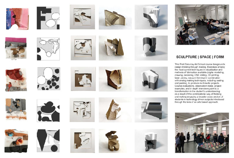 Curriculum Development in Architecture for Pratt Young Scholars