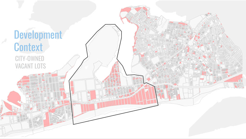 Building Equity through Managed Retreat: A Case Study on Edgemere, Queens